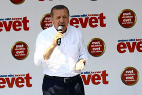 Erdoğan: Sen artık memur değilsin