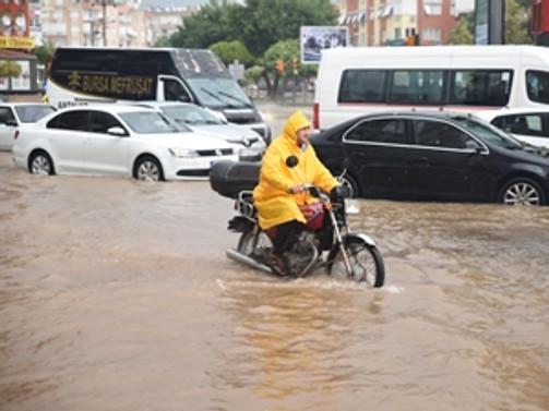 Muğla için kuvvetli yağış uyarısı