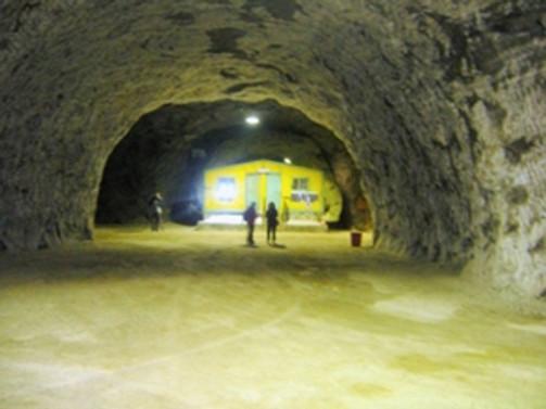 Çankırı'da yerin 150 metre altı turizme kazandırılacak