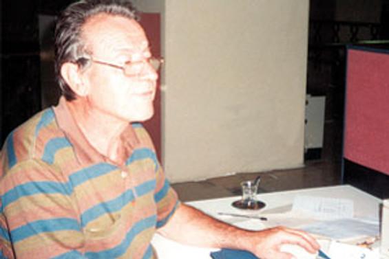 Gazeteci Sobutay Kongaz vefat etti