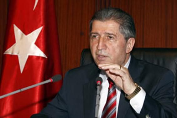 Toptan Rusya'da Türk işadamları ile görüştü