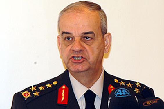 Genelkurmay Başkanlığ'ına Orgeneral Başbuğ'un atanma kararı RG'de