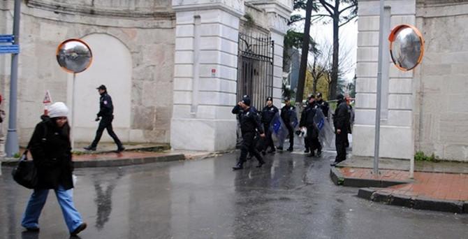 İstanbul Üniversitesi karıştı: 7 yaralı, 18 gözaltı!