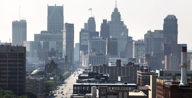 Detroit 'iflas'tan kurtuldu