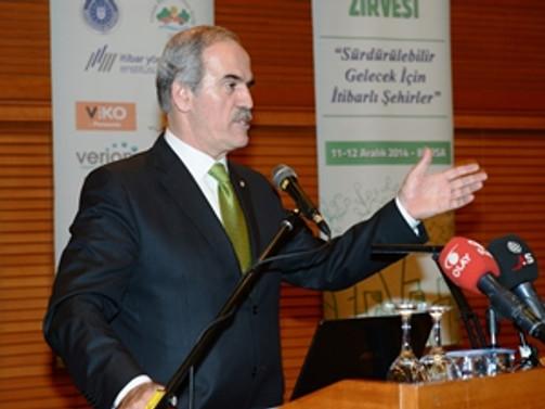 Bursa, Yeşil Şehirler Zirvesi'ne ev sahipliği yapıyor