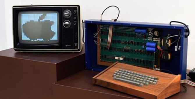 İlk bilgisayarı 365 bin dolara satıldı