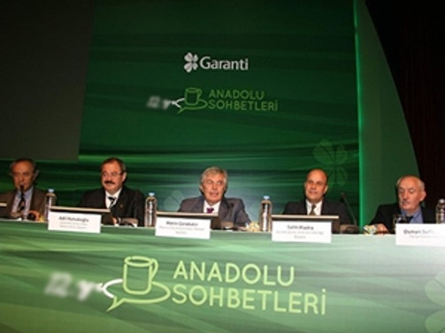 Garanti Anadolu Sohbetleri Adana'da