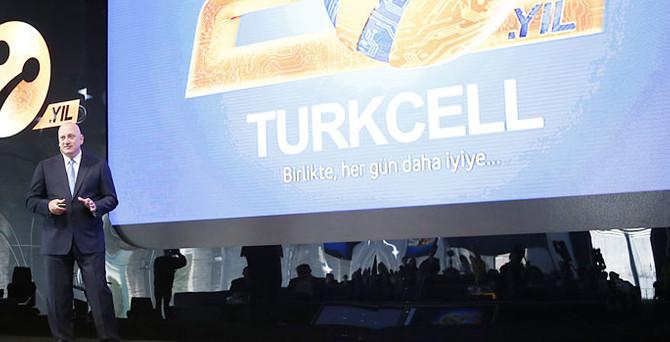 Türkiye'yi GSMA'de Turkcell temsil edecek