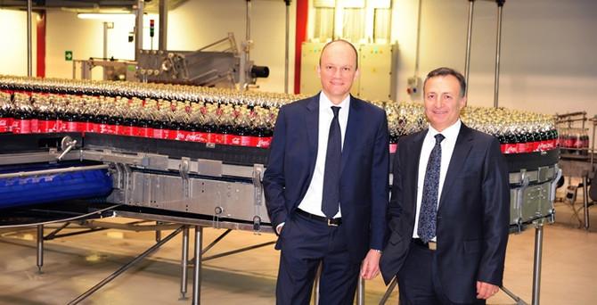 Coca Cola İçecek'ten Orta Asya'ya 250 milyon dolar yatırım
