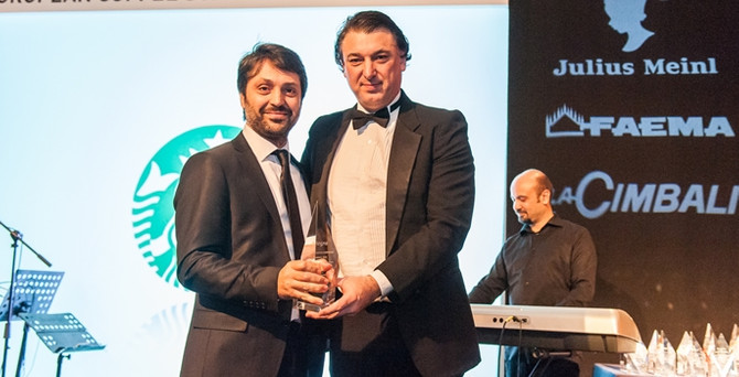 Türkiye'nin 'En iyi kahve zinciri' seçildi