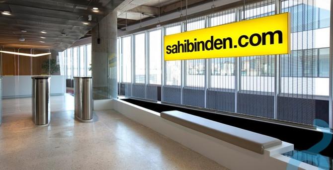 Sahibinden.com, e-ticaret sektörünün en beğenilen şirketi seçildi