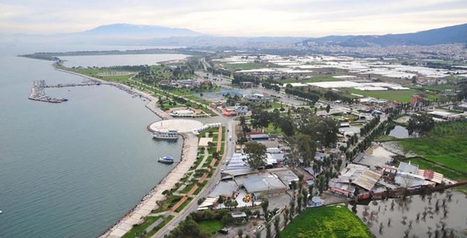 İnciraltı Yat Limanı Projesi gerçekleştirilemiyor
