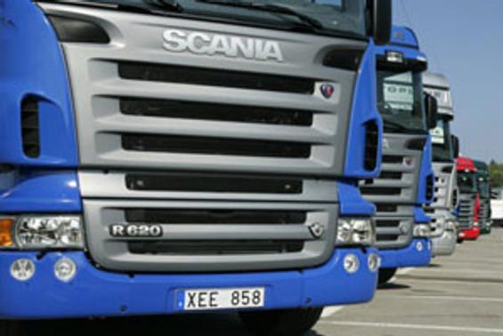 Türkiye, Scania kamyon satışında dünyada ilk 10'da
