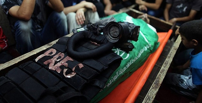 32 ülkede 128 gazeteci öldürüldü