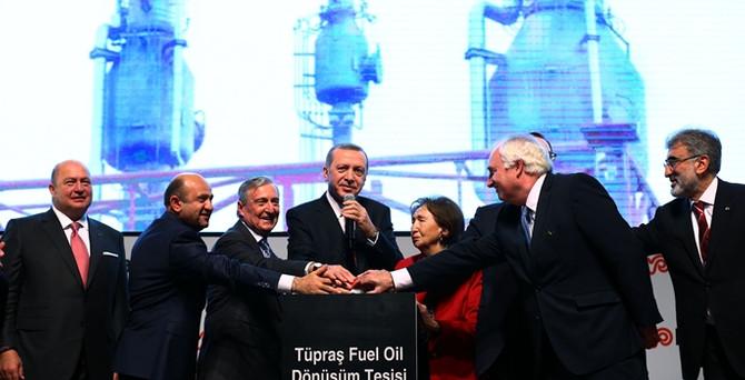 Türkiye'nin en büyük tesisi açıldı