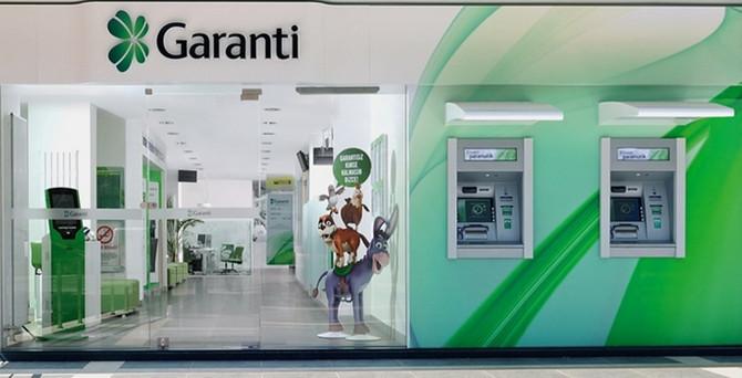 Garanti Bankası kartları için yılbaşı kampanyası