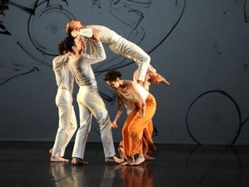 Trisha Brown Dance Company İş Sanat'ta