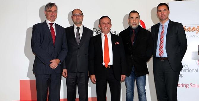 Avrupa devi Türkiye'ye hızlı girdi