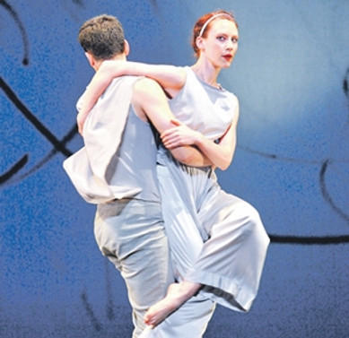 Modern dansın ustaları İş Sanat'ta