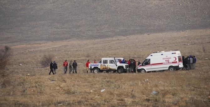 Kapadokya'da balon kazası!