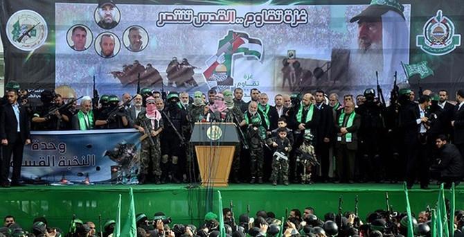 Hamas'tan sosyal medya atağı