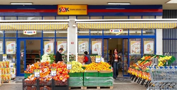 250 milyon TL'lik sebze meyve sattı
