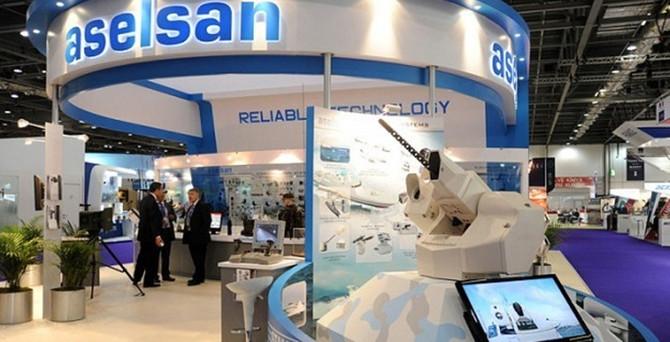 Aselsan'dan TSK için 186 milyon dolarlık imza