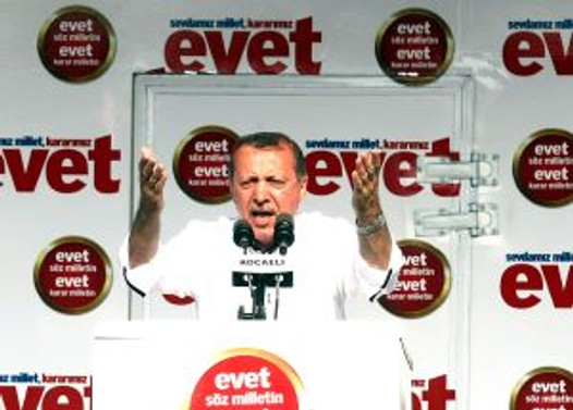 Erdoğan, HSYK'ya tepkili