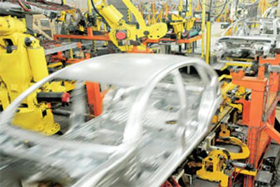 Otomotiv sanayinde toplam pazar yüzde 16,1 arttı