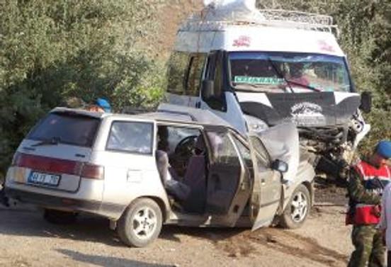 Adıyaman'da kaza: 3 ölü, 3 yaralı