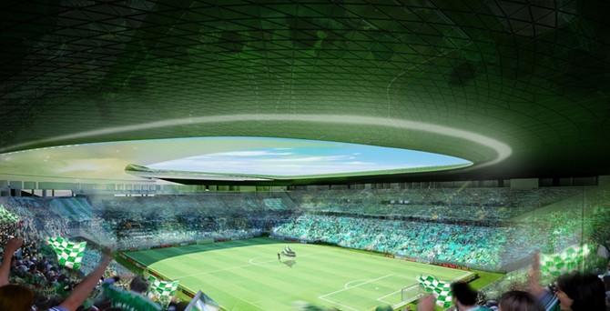 """""""Timsah Arena"""", 3 Haziran'da açılacak"""