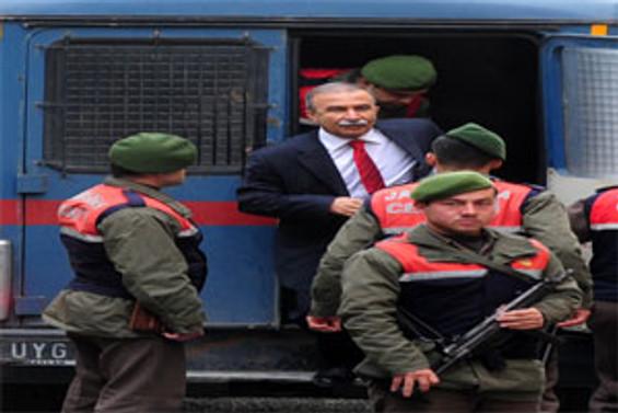 Hanefi Avcı, Fatih Adliye'sinde ifade verdi