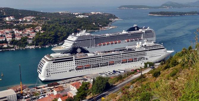 Türk devi Dubrovnik'te liman alıyor