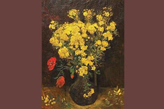 Van Gogh'un tablosu, Kahire'de çalındı