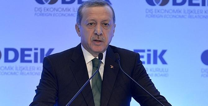 Erdoğan'dan 'operasyon' yorumu