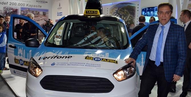 18 bin taksiye panik butonu geliyor