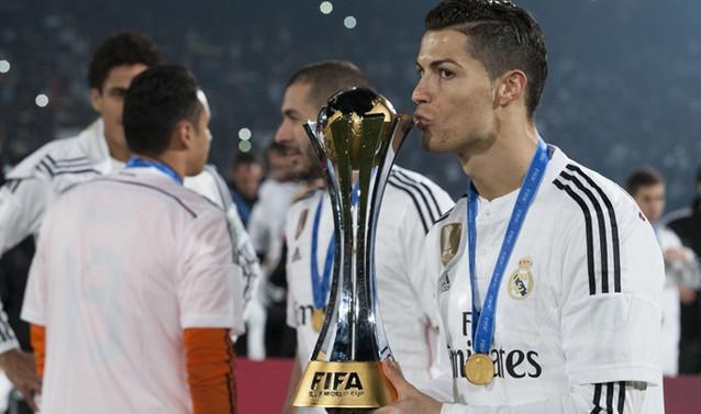 FIFA Kulüpler Dünya Kupası Real Madrid'in