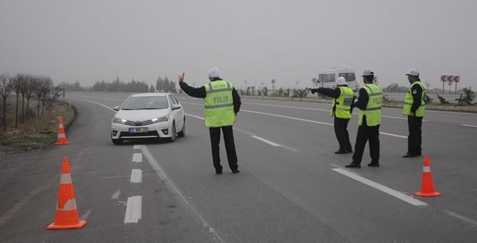 Kahramanmaraş'ta yoğun güvenlik önlemi