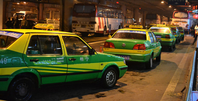 """Baidu'dan """"taksi"""" atağı"""
