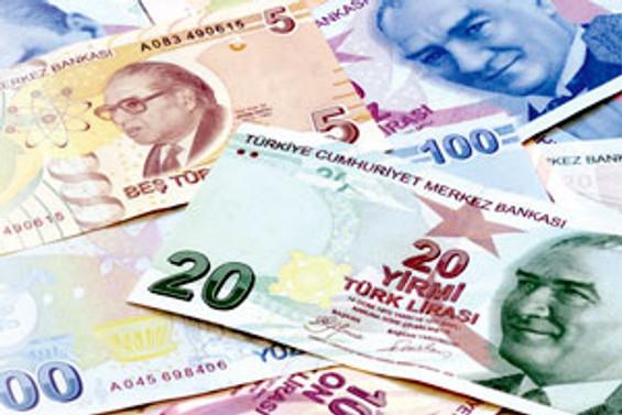 Hazine, net 4,9 milyar lira borçlandı