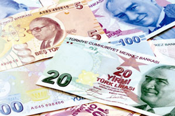 Hazine, 1.4 milyar lira borçlandı