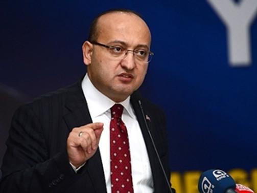 Akdoğan: Süreç kararlılıkla sürüyor
