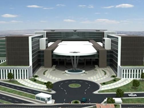 Şehir Hastanesi ihalesine 4 firmadan teklif