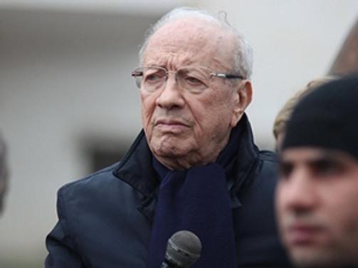 Tunus'un yeni cumhurbaşkanı Sibsi