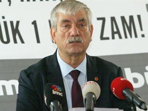 """DİSK'ten """"Asgari ücret 1800 net"""" kampanyası"""