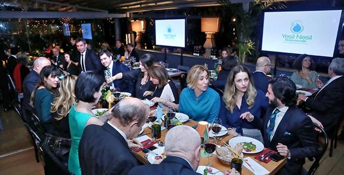 'Yeşil Nesil Restoran Hareketi' başladı