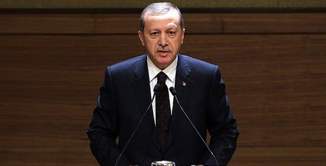 Erdoğan'dan 'yeni yıl' mesajı