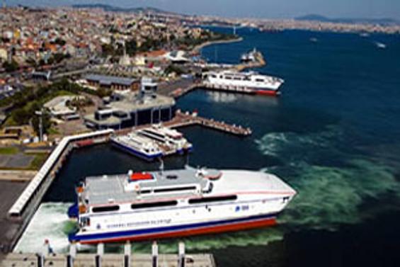 İBB, denizde toplu taşıma için ihale açtı