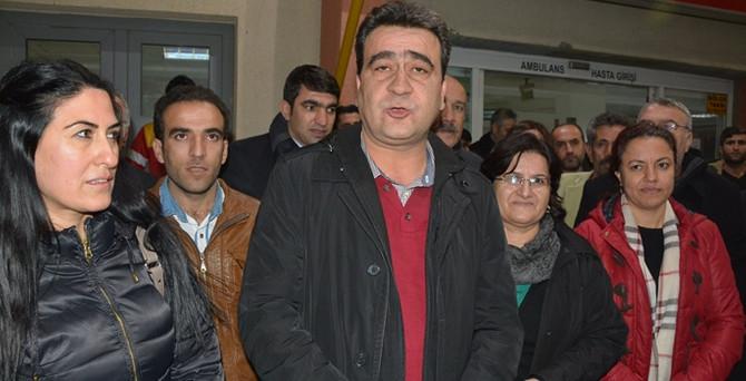 HDP'li Başkan serbest bırakıldı