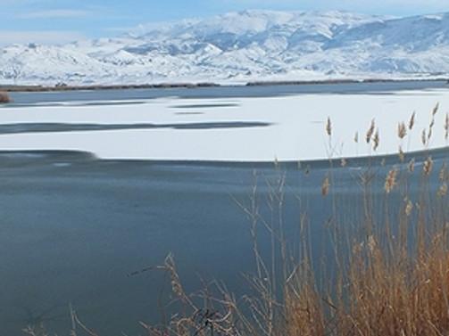 Doğu'da 'Sibirya soğukları' yaşanıyor